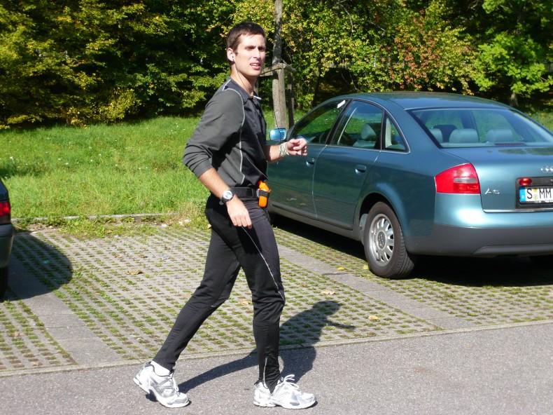 poceci rerkeativnog trčanja