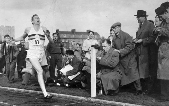 Rodžer Banister, prvi koji je milju pretrčao ispod 4 minuta