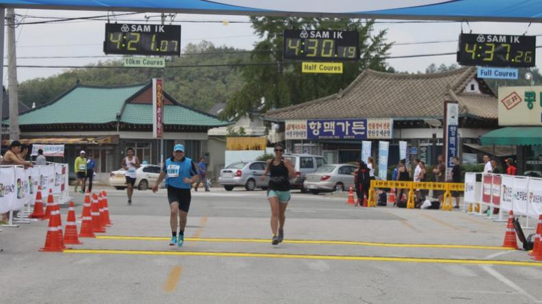 trening za maraton minimalni