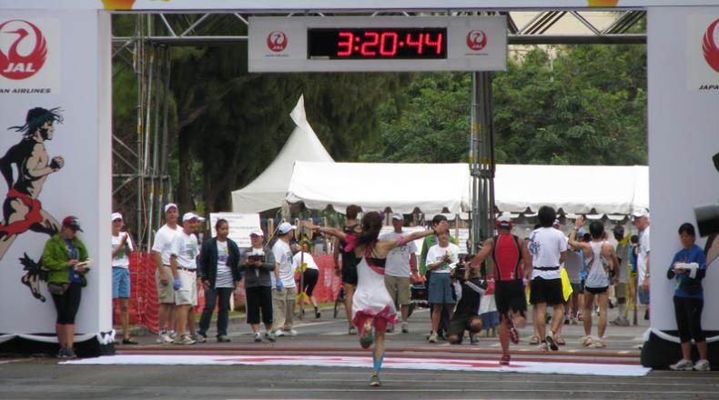 trening za maraton srednji