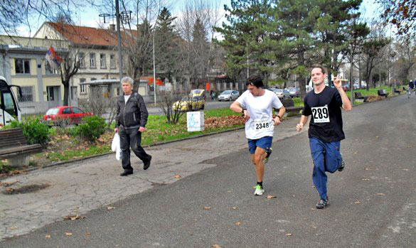 zemun kej1 Lepa mesta za trčanje u Beogradu