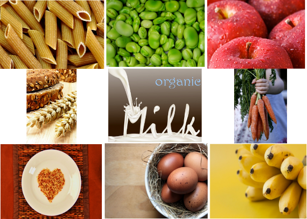 Healthy foods1 Šta da radite kada imate x kilograma viška?
