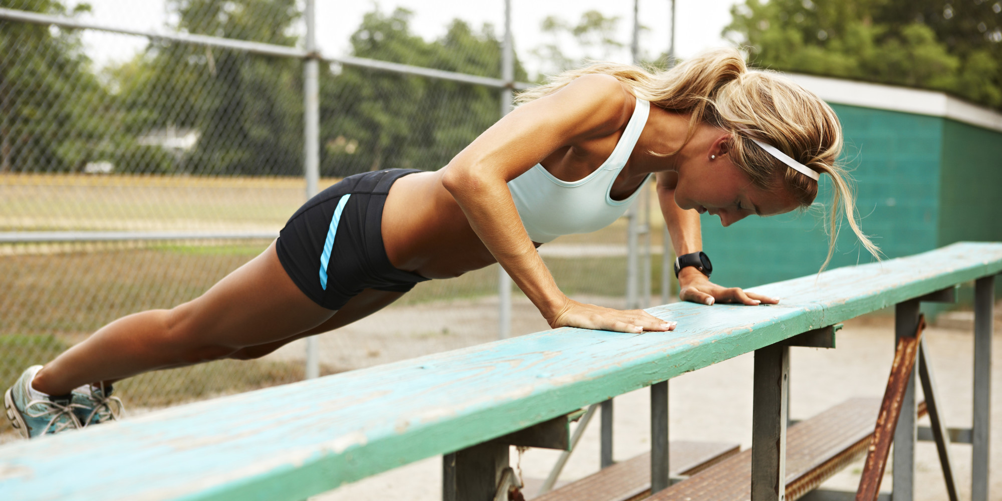Vežbe snage kao dopuna trčanju