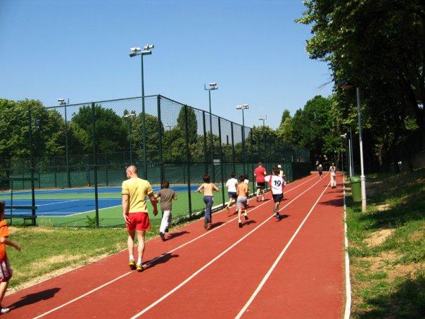 Atletska staza Olimp