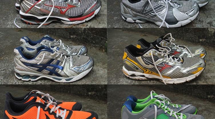 Vekijeve patike za trčanje u prve 2 godine. Veki, autor sajta: Morate da probate i pocepate mnoooogo patike da biste pre svega upoznali svoje stopala i otkrili šta se vašim nogama sviđa :)