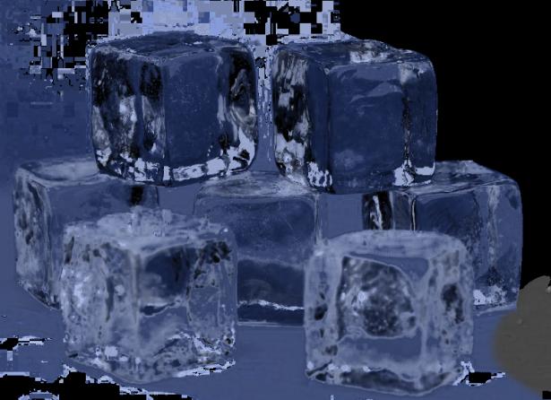kocke leda 615x446 Bolovi i tretmani: mišići i tetive