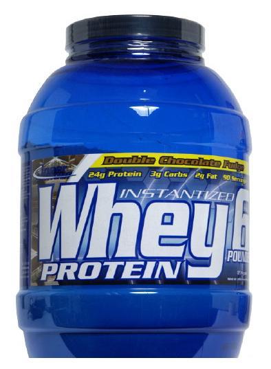 Veštački: obogaćeni whey protein