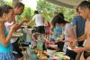 Treća radionica: Vegetarijanski roštilj na Adi