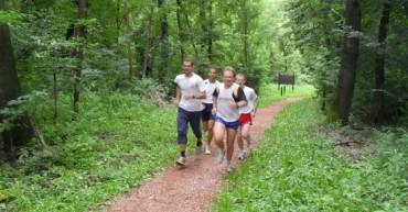 Na Adi se ne trči samo po asfaltu, procunjajte malo i naći ćete divna mesta za trčanje