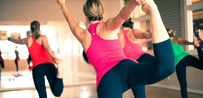 lulu yoga Aktivan život = dug život