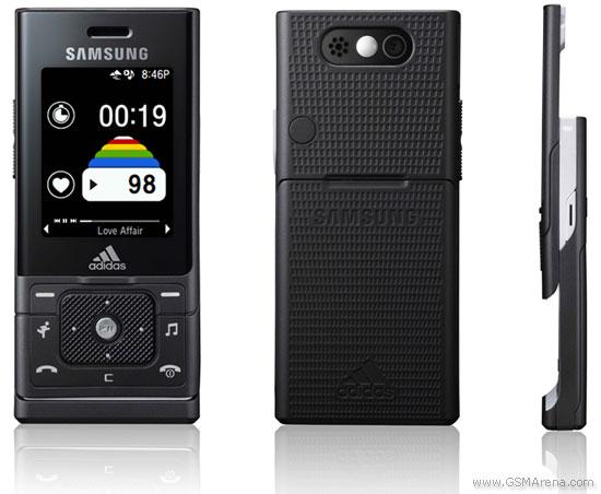 samsung f110 00 Test: miCoach Samsung F110