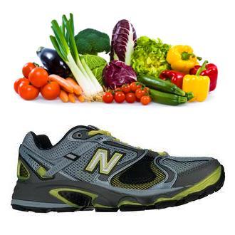 patike povrce Povrće u ishrani trkača
