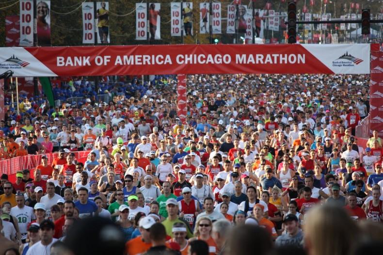 čikago maraton