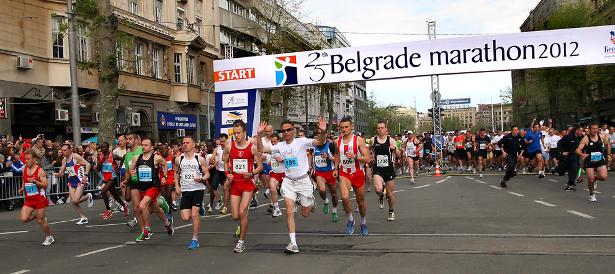 Sitni detalji na maratonskom megdanu