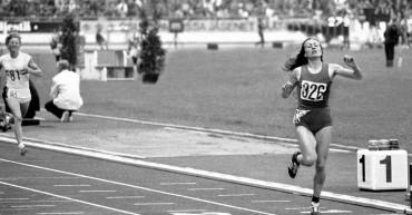 Evropska šampionka. Helsinki 12. avgust 1971. Foto: Ed Lacey