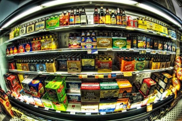 alkohol pivo 615x409 Hrana za mršavljenje