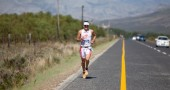 Dan Hugo, trialtonac.  Izvor: www.dghugo.com