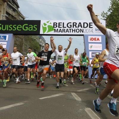 Koliko smo brzi? Najbrža vremena trkača i trkačica u 2015.