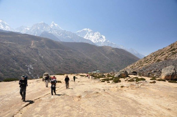 himalaji est Next step: Šetnja po Himalajima!