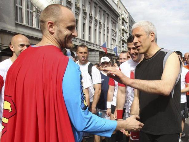 Ninoslav sa tadićem 615x461 Beogradski maraton iz ugla Trčanje.rs