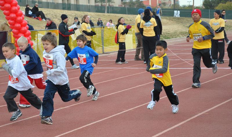Trening trčanja za decu – pretpubertet