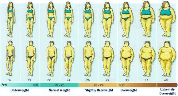 Koliki je vaš BMI? [ANKETA]