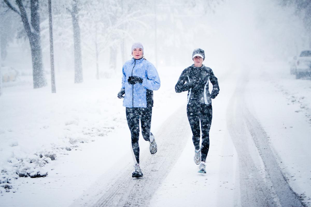 Da li je traka dobar izbor i kako trčati zimi napolju?
