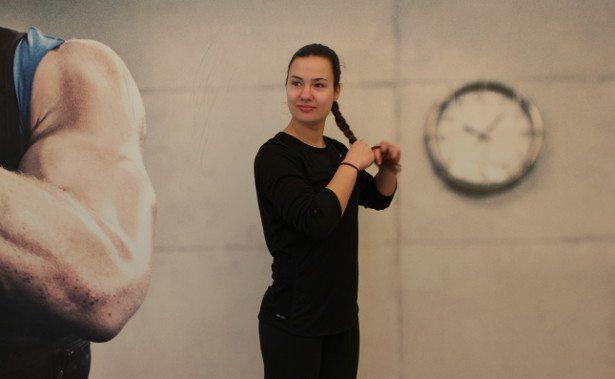AnjaTodorovic Vežbe za super guzu!   Anja Todorović [VIDEO]