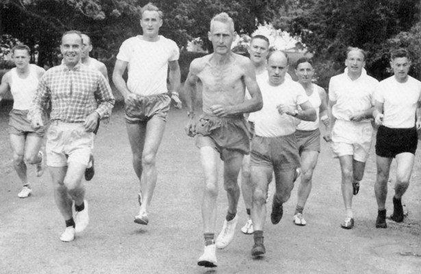 istorija trčanja
