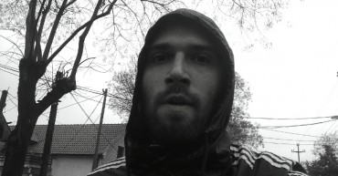 Kišni autoportret sa skorašnjeg treninga