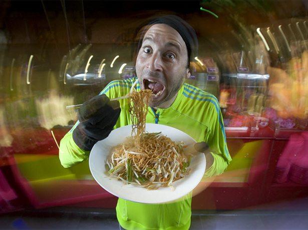Kako se hranite pred trku?