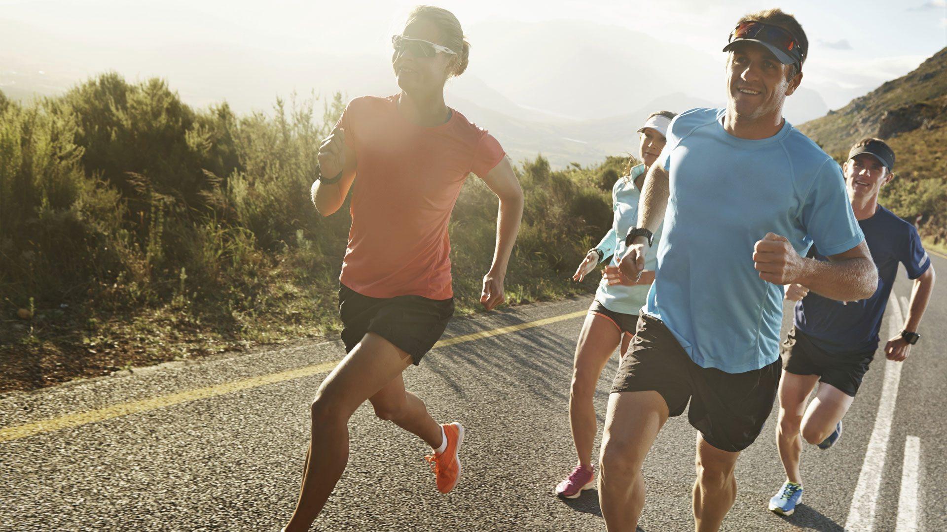 Hoćete da brže sagorite kalorije uz trčanje? Onda trčite jače, duže i-ili češće!