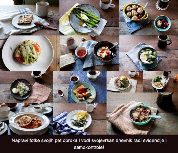 Pet obroka dnevno! [INFOGRAFIK]