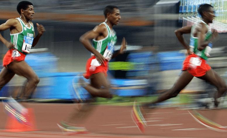 etiopijski trkaci