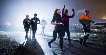 Belgrade light run