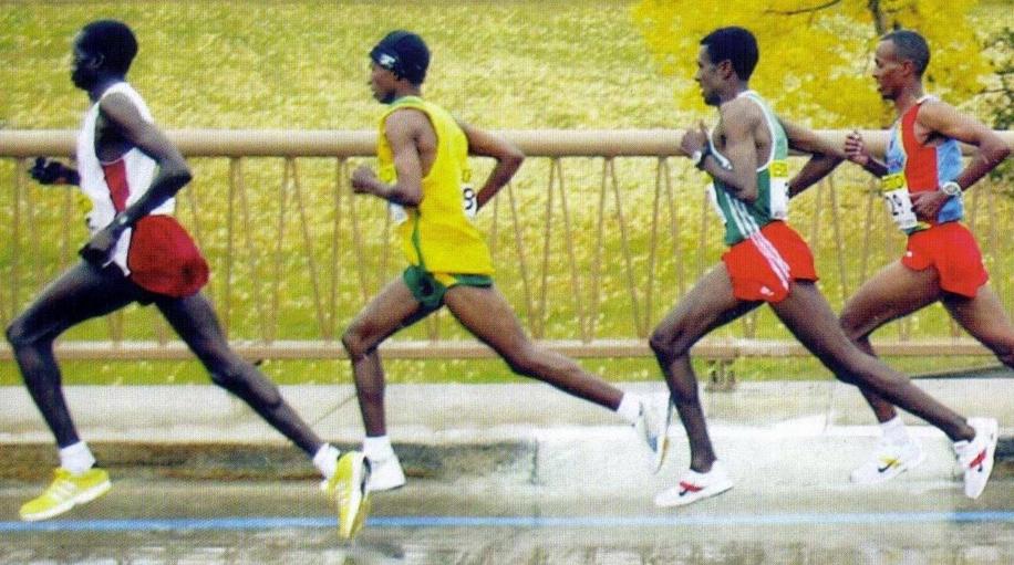 Kadenca u trčanju – koliko koraka u minuti?