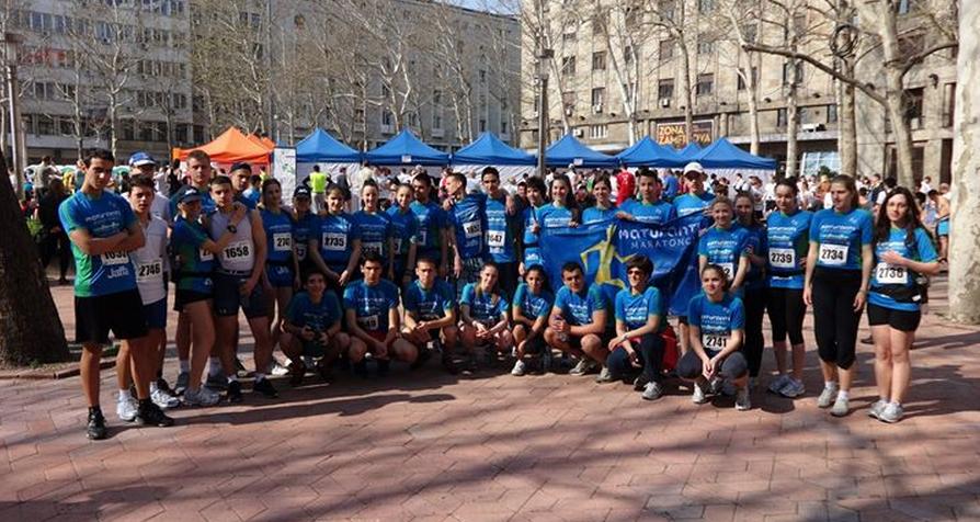 Maturanti maratonci – menjamo Srbiju menjajući sebe