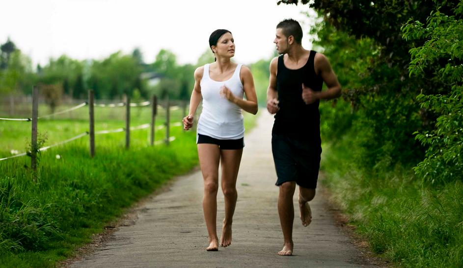 Trčanje i ljubav – savršeni par