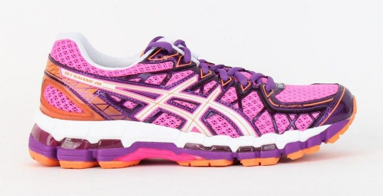Asics gel kayano 20 black women