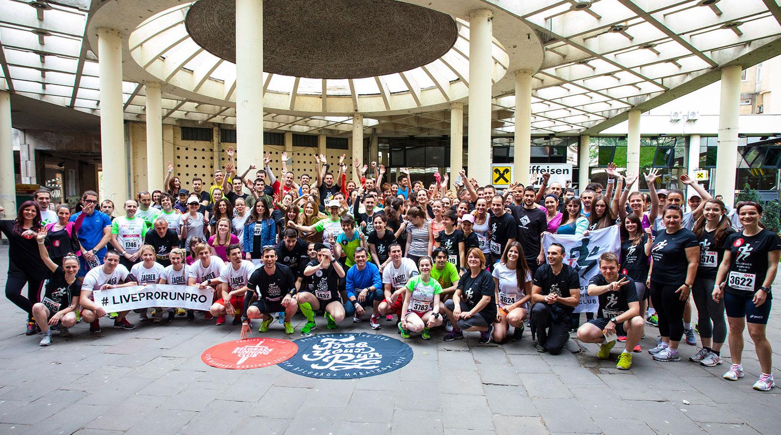 Grupe za trčanje u Beogradu – gde i sa kim da trčite u gradu?