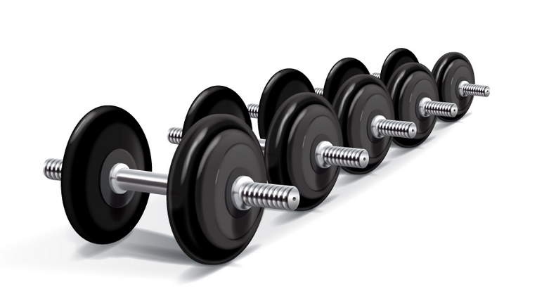 3×3 trening za gornji deo tela