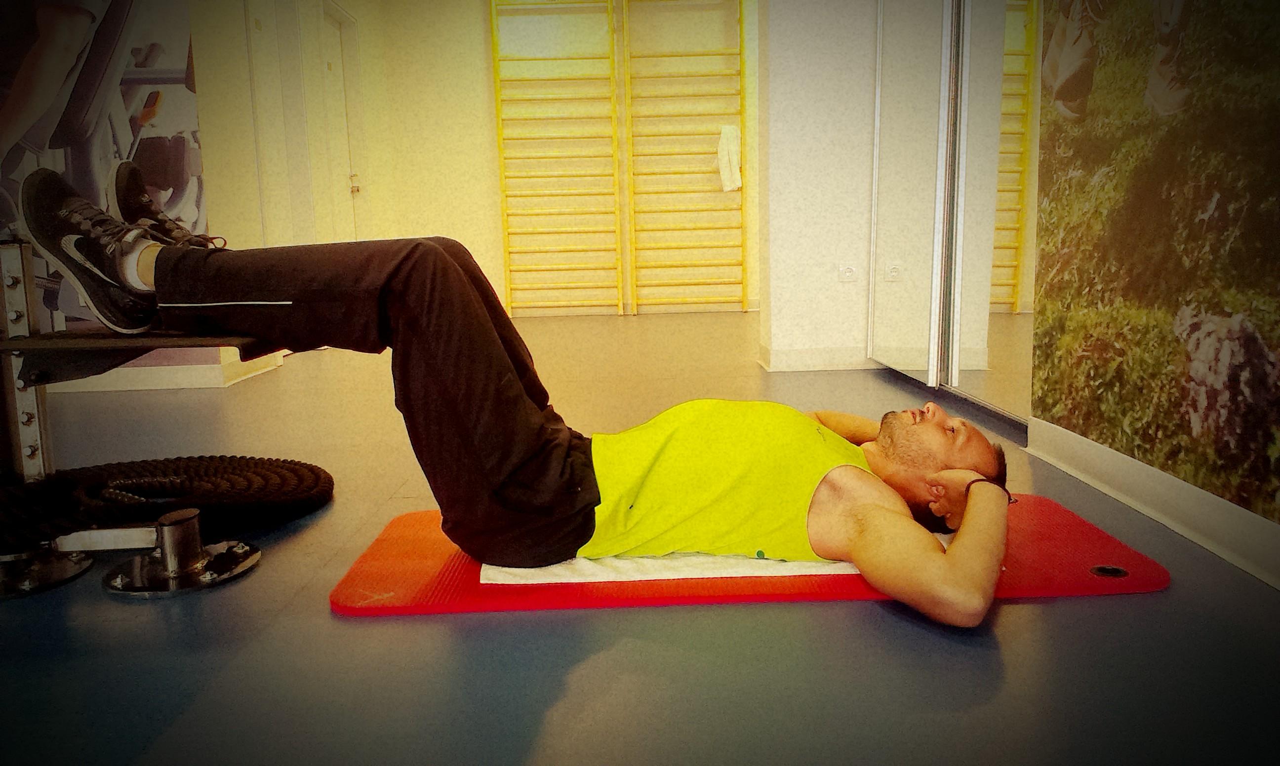 3×3 trening – ojačajte leđne i trbušne mišiće!