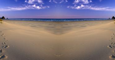 trčanje po pesku