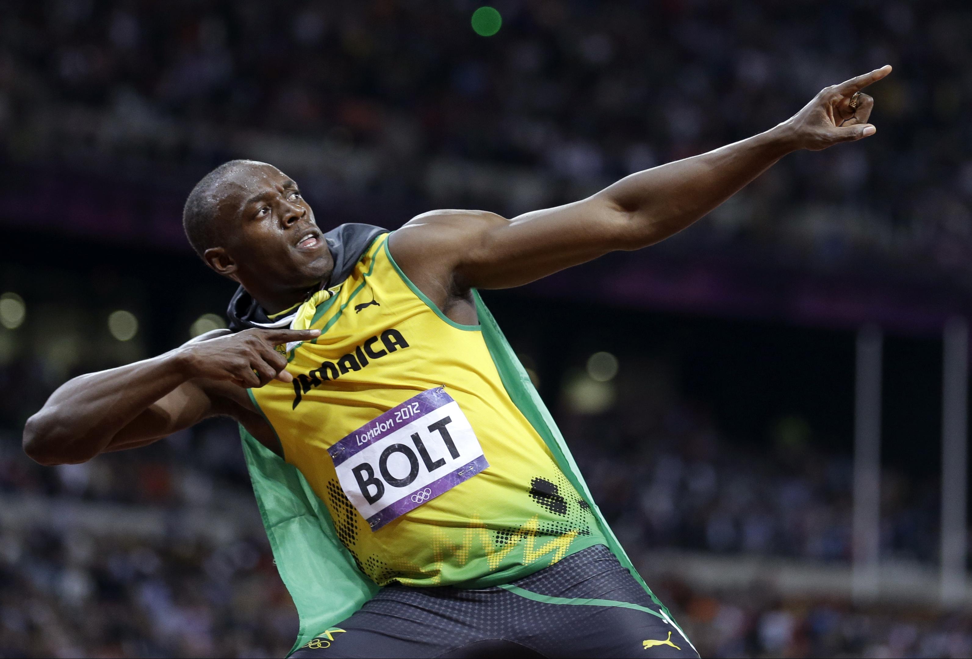 Jusejn Bolt: Brži od istorije [Autobiografija]