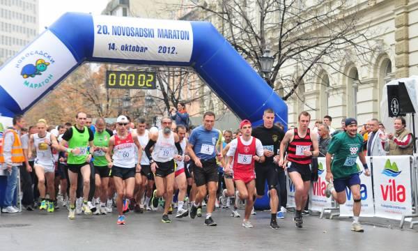 22 Novosadski polumaraton 2015