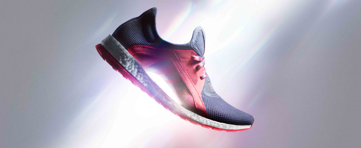 adidas pure boost x roze