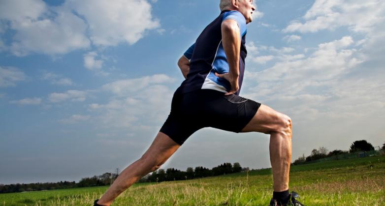 vežbanje posle 40