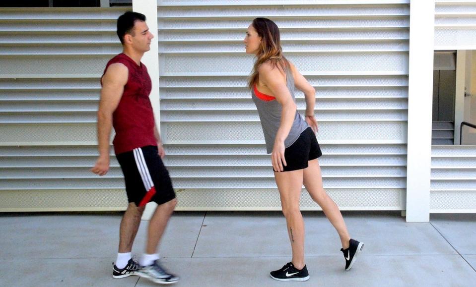 Momci, žao mi je, žene su ipak bolji trkači!