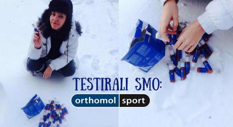 Orthomol Sport – test i utisci