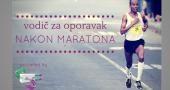 kako oporaviti mišiće nakon maratona-